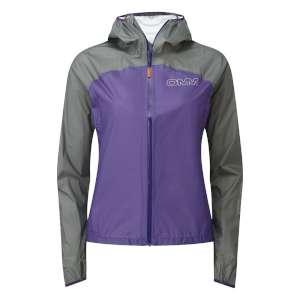 OMM Womens Halo Jacket Grey/Purple