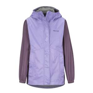 Marmot Girl's PreCip Eco Jacket Purple