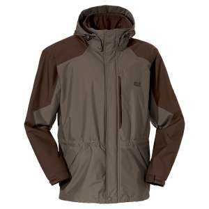 Jack Wolfskin Black Range Men Waterpro