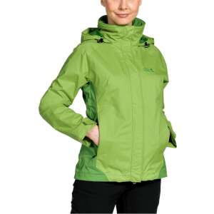 Womens Jack Wolfskin Waterproof Jackets Parrot Green | Jack