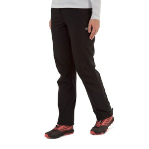 Craghopper W Aysgarth Trousers Black