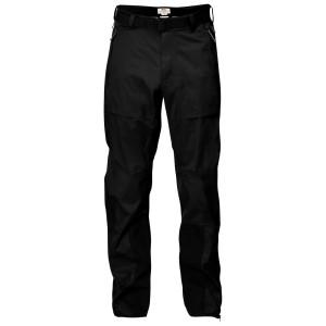 FjallRaven Keb Eco-Shell Trousers Blac