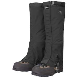 Outdoor Research Crocodile Gaiters Bla