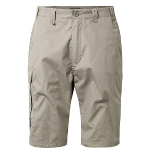 Craghoppers Kiwi Long Shorts Rubble