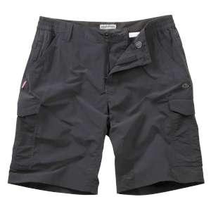 Craghoppers Nosilife Cargo Shorts Blac