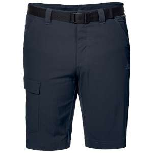 Jack Wolfskin Mens Hoggar Shorts Night