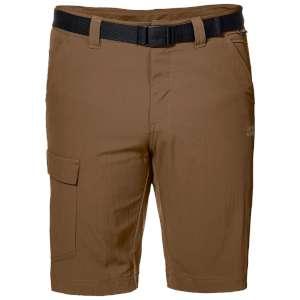 Jack Wolfskin Mens Hoggar Shorts Dark
