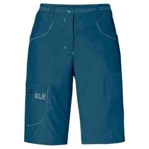 Jack Wolfskin W Sun Shorts Moroccan Bl