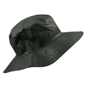 Harvey James Wide Brim Wax Country Hat
