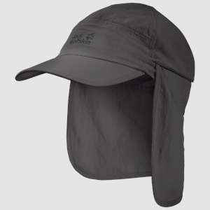 Jack Wolfskin Supplex Canyon Cap Dark