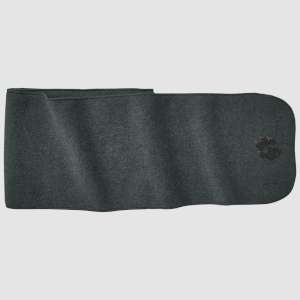Jack Wolfskin Paw Scarf Greenish Grey