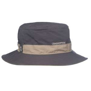 Craghoppers Nosilife Jungle Hat Black