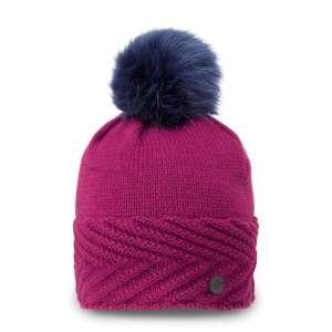 Craghoppers Maria Knit Hat Azalia Pink