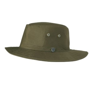 Craghoppers Kiwi Ranger Hat Dark Moss
