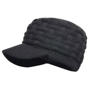DexShell Peaked Beanie WP+B Black