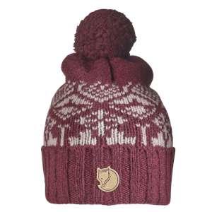 FjallRaven Snow Ball Hat Dark Garnet