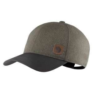Fjallraven Greenland Wool Cap Dark Gre