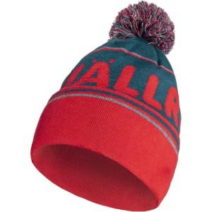 FjallRaven Pom Hat Storm/True Red