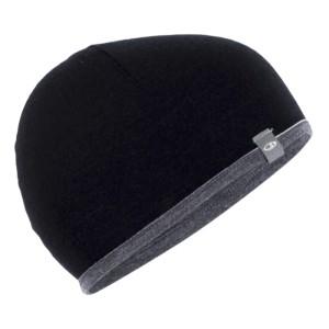 Icebreaker Unisex Pocket Hat Black/Gri