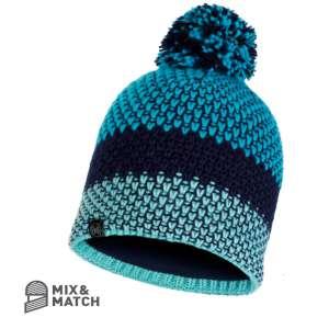 Buff Tilda Knitted Hat Curacao Blue