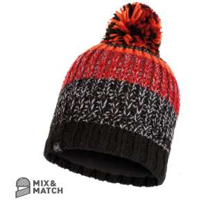 Buff Stig Knitted Hat Black