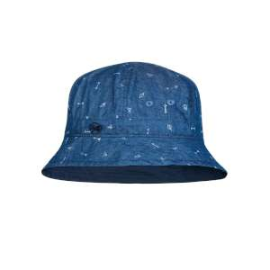 Buff Bucket Kids Hat Arrows Demin