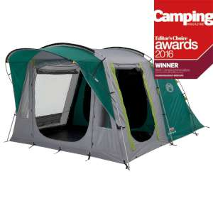 Coleman Oak Canyon 4 Tent Green/Grey
