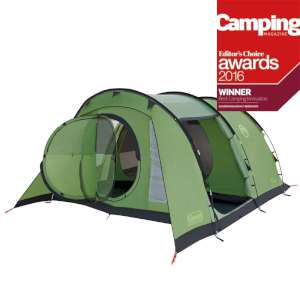 Coleman Cabral 4 Tent Green