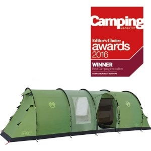 Coleman Cabral 6 Tent Green