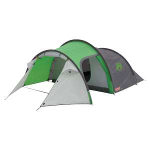 Coleman Cortes 3 Camping Tent Green/Gr
