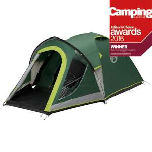 Coleman Kobuk Valley 3 Plus Tent Green