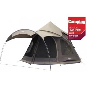 Vango Rosewood Glamping Tent Nutmeg