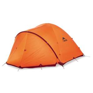 MSR Remote 2 Mountain Tent Orange