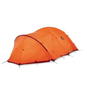 MSR Remote 3 Mountain Tent Orange