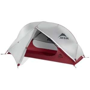 MSR Hubba NX Solo Tent Grey
