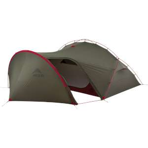 MSR Hubba Tour 3 Tent Green