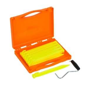 Vango Bolt Plastic Peg Set 22 x 12 Cas
