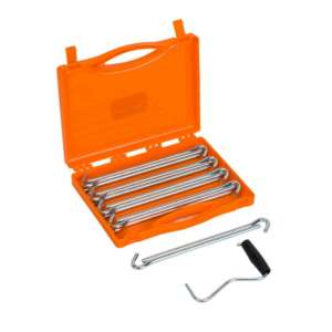 Vango Anchor Steel Peg Set 23cm x 20 C