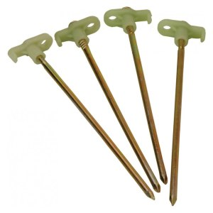 Vango Pk4 23cm Luminous Rock Pegs