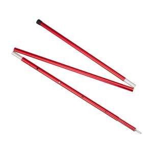 MSR 1.5m Adjustable Pole (Alloy) Red
