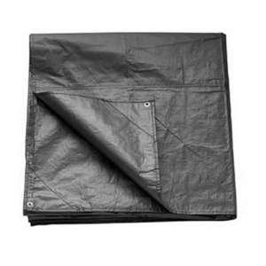 Vango 180x120cm PE Groundsheet Smoke