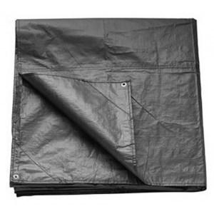 Vango 200x200cm PE Groundsheet Smoke