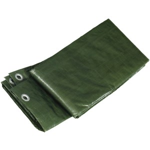 244x182cm Groundsheet (8x6ft) Olive