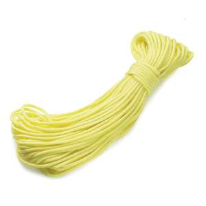 Gelert 50ft Nylon Guy Line Neon Yellow