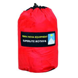 Terra Nova Superlite Bothy 4 Orange