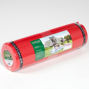Multimat Comfort 12XXL Camping Mat Red