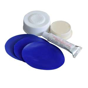 Strider Airbed Repair Kit Blue