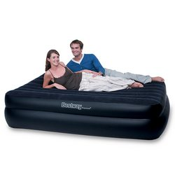 XL Double Airbed +240v Pump