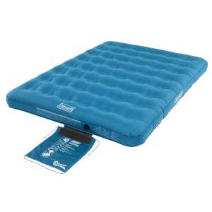 Coleman Extra Durable Double Airbed Bl