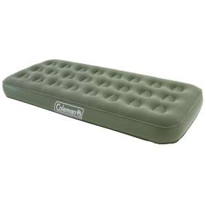 Coleman Comfort Bed Single Green